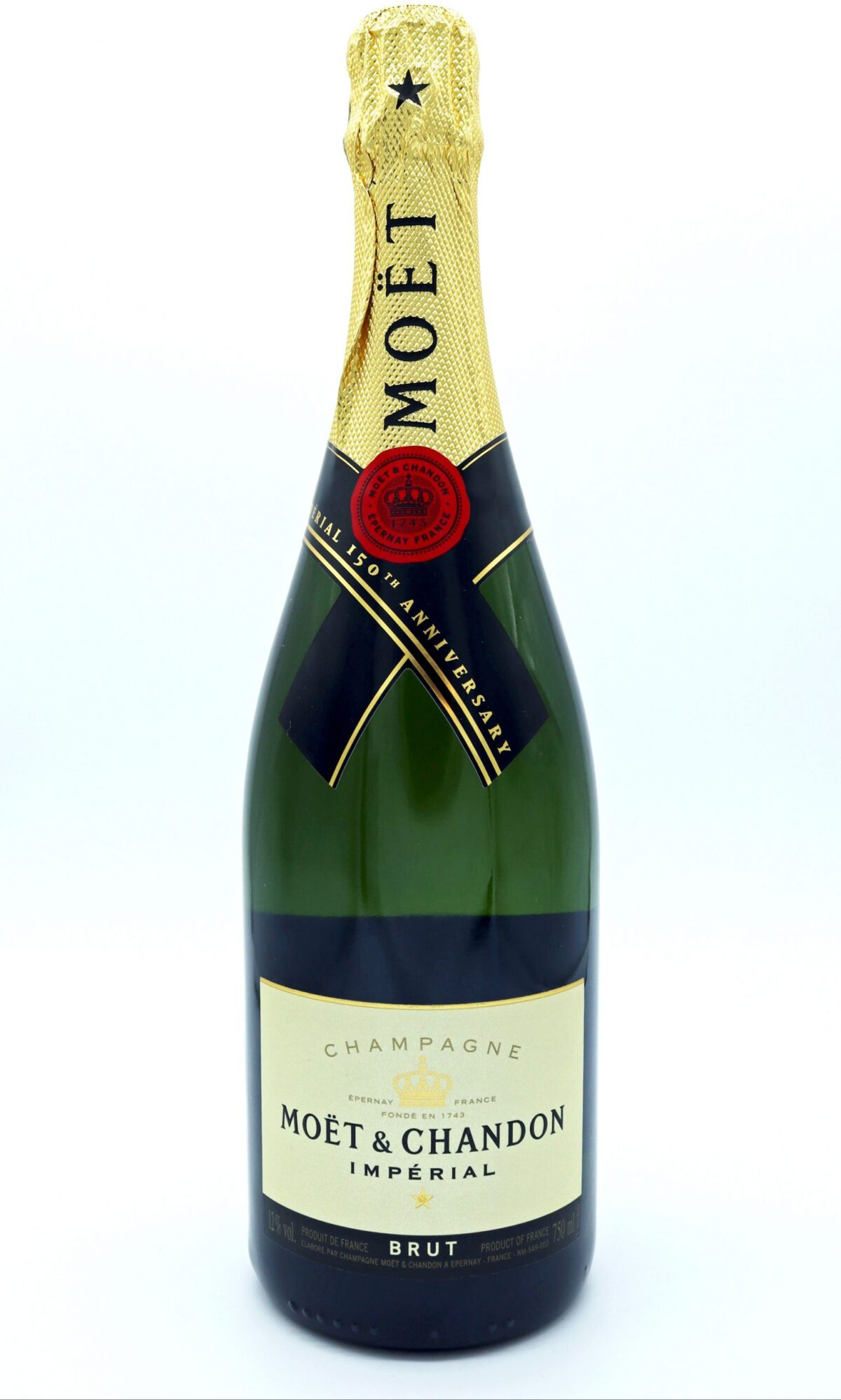 Champagne MOET CHANDON IMPÉRIAL BRUT - Bodega Montferry