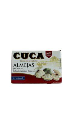 ALMEJAS CUCA 16-22 115g Bodega Montferry