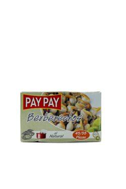 BERBERECHOS PAY-PAY 45-55 115g Bodega Montferry