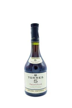 TORRES 5 SOLERA IMPERIAL Bodega Montferry