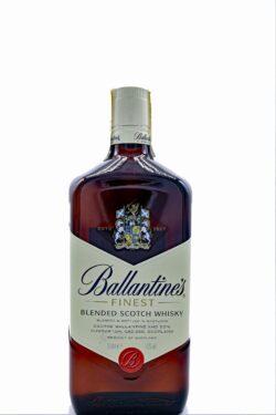 BALLANTINE'S Finest whisky escocés 1L