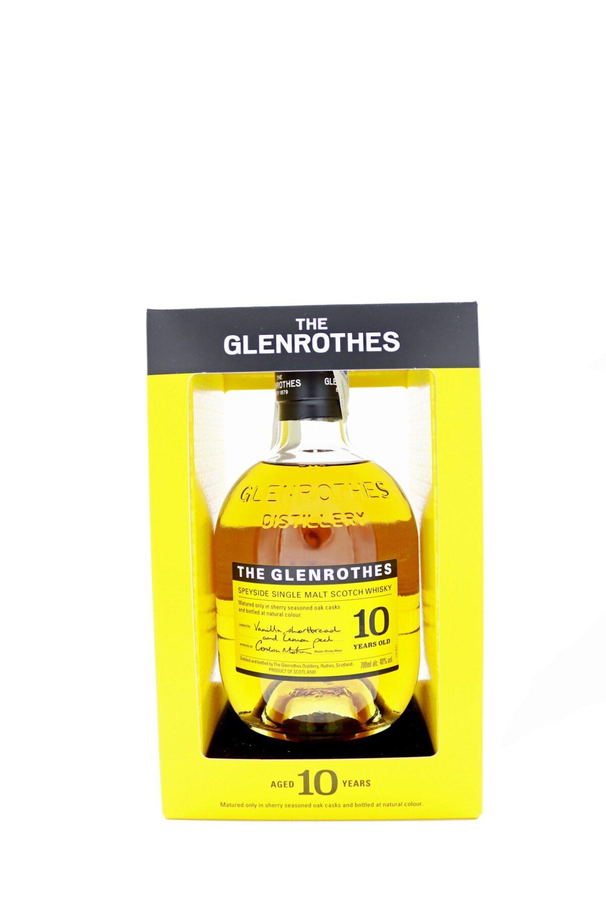 THE GLENDROTHES 10 AÑOS - bodega montferry