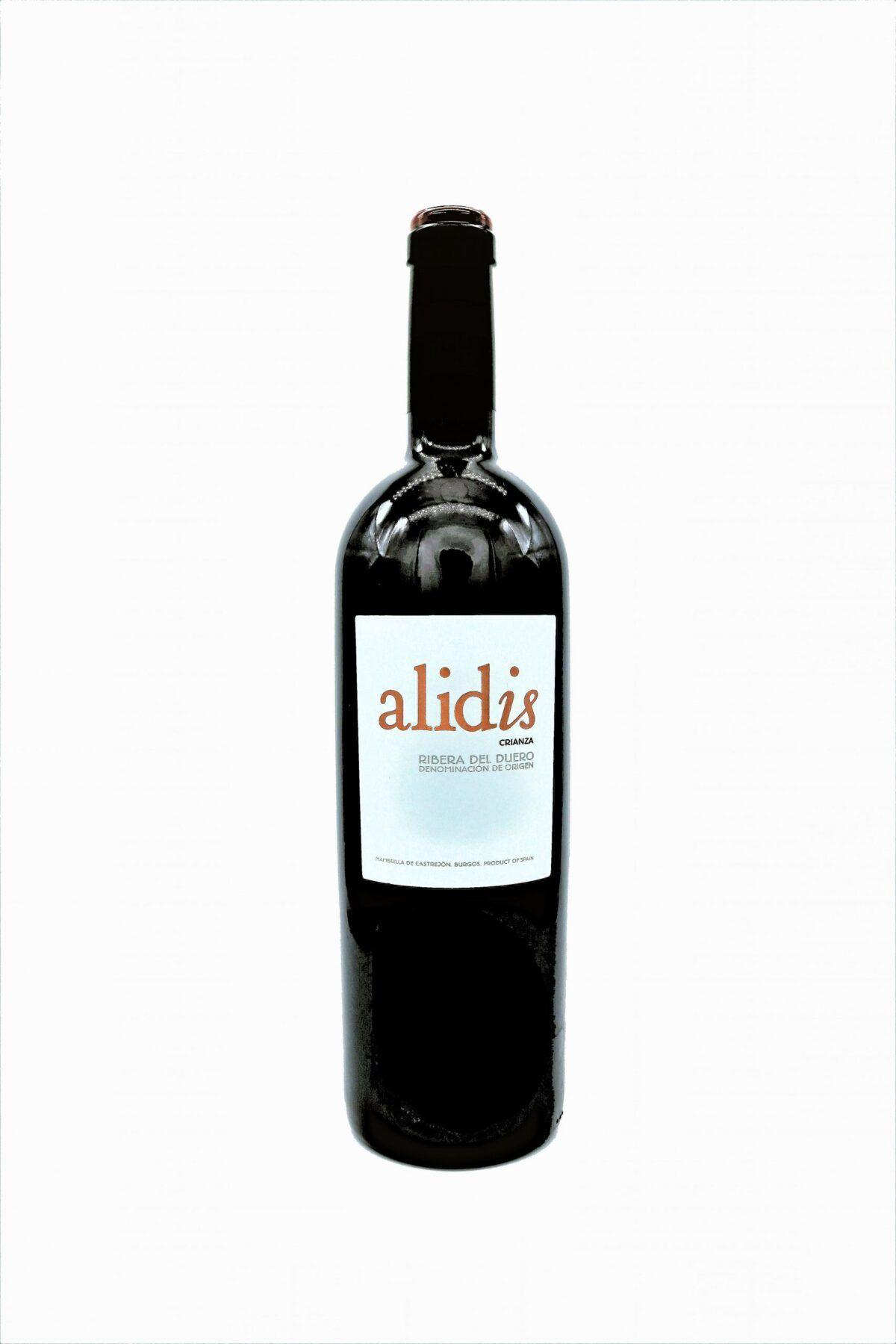ALIDIS CRIANZA 2015 - Bodega Montferry